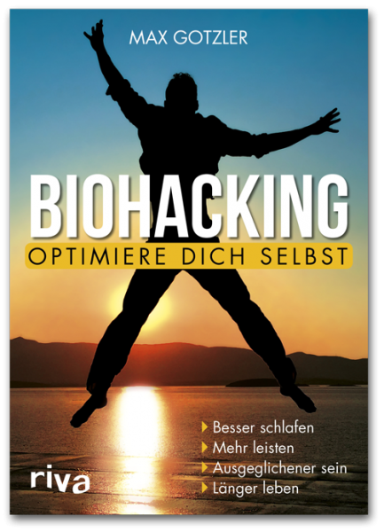 Biohacking-Buch Cover